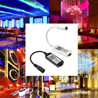 Bluetooth/Wifi LED Controller Remote For 5050/3528 RGB/RGBW LED Strip Light Hot