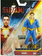 DC Comics Shazam! Movie Freddy with Pride 6 Inch Action Figure Mattel