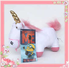 CATTIVISSIMO ME PELUCHE UNICORNO DI AGNES 25Cm Plush Despicable Fluffy Unicorn 2