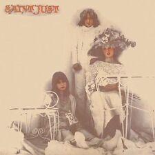 SAINT JUST - SAINT JUST - REISSUE LP BLACK VINYL NEW 2010