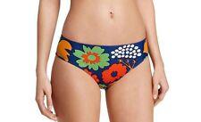 NEW Marimekko for Target Reversible Bikini Swimsuit Bottom Kukkatori Print SZ XL