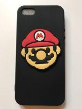 Mario IPhone 5 Funda de silicona -