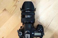 Sony A77 II 24.3MP DSLR Camera 16-50mm 2.8 Lens SSM