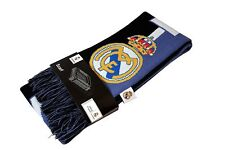 Real Madrid C.F Authentic Official Licensed Product Soccer Scarf - 03-1