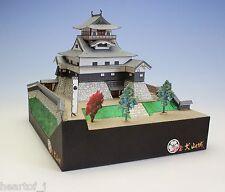 Inuyama Castle Japan Miniature Papercraft DIY 3D Puzzle 1:300 Scale Model
