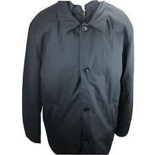 NN07 Men Coat Winter Jacket Wool Thick Heavy Warm Navy Blue XXL 2XL MSRP $545