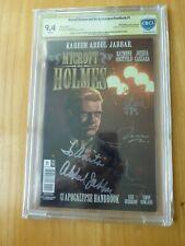 Mycroft Holmes and the Apocalypse Handbook #1, Kareem Abdul Jabbar, Titan Comics