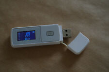 Philips GoGear Mix WHITE 4GB Digital Media Player / new battery needed