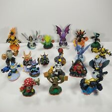 Lot of 20 Mixed Activision Skylanders Figures