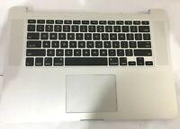 "Apple Macbook Pro A1398 15"" Retina Topcase Palmrest  Keyboard Late 2013-Mid 2014"