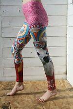 Dalai Llama leggings - yoga pants unisex festival funny unique