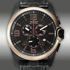 Balmer Men's Veyron Brand New Swiss Made Chronograph Watch - List $1,799