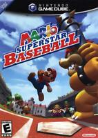 🔥 Mario Superstar Baseball Gamecube GC  Disk Only