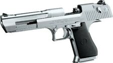 Tokyo Marui No.16 Desert Eagle 50AE Chrome Stainless Gas blowback F/S from Japan