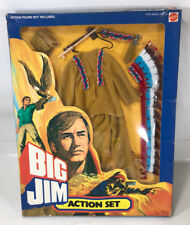 BIG JIM Capo Indiano INDIAN CHIEF Ref. 9413 NEW outfit wild west cowboy NUOVO