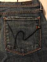 Citizens Of Humanity Women's Jeans Ingrid Bootcut Distressed Size 30 X 31