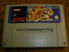 Street Fighter II 2 Turbo für Super Nintendo SNES