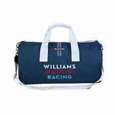 OFFERTA BORSONE WILLIAMS MARTINI RACING TEAM F1 GYM BAG BY HACKETT  50x30x28 CM