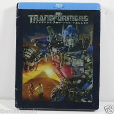 Transformers: Revenge Of The Fallen Blu-ray Disc Steelbook
