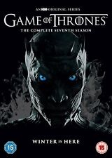 Game Of Thrones: Season 7 Complete DVD Boxset New & Sealed Region 2 UK Fast Post
