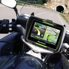 """NAVIGATORE 8GB 4.3"""" WIN SATELLITARE GUANTO TOUCH MOTO&AUTO GPS SAT NAV MAPPA FM"""