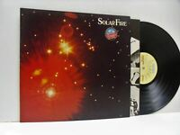 MANFRED MANN'S EARTH BAND solar fire LP EX/EX, ILPS 9265, vinyl, album, uk, 1973
