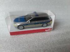 BMW 5er TM   Polizei 110 Autobahnpolizei Hessen /   Streifenwagen   091220