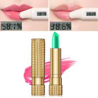 Aloe Vera Natural Lip Balm Temperature Changed Color Lipstick Nourish Lips Care