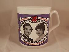 In celebration of the Royal Wedding Charles and Diana Mug / Cup