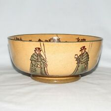 ROYAL DOULTON SERIESWARE BOWL THE COACHMAN OLD JARVEY old and interesting