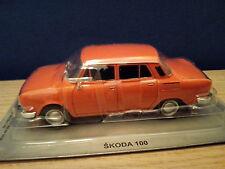 Modelcar 1:43   *** IXO IST ***   SKODA 100