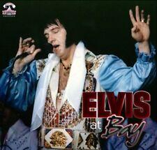 RARE CD IMPORT ELVIS PRESLEY-ELVIS AT BAY- LIVE ST PETERSBURG - FLORIDE 1976