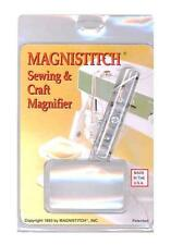 Magnistitich Sewing Machine & Craft Magnifier made in USA High Quality Optics