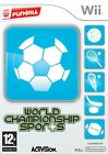 World Championship Sports (Wii) Nintendo Wii PAL Brand New