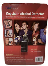 Bactrack Keychain Alcohol Detector Breathalyzer. 0.00-0.40%. Free Shipping