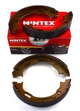 MINTEX REAR PARKING BRAKE SHOE SET MERCEDES BENZ MFR541 (REAL IMAGE OF PART)