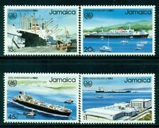 JAMAICA 556-59 SG579-82 MNH 1983 Ships IMO Anniv set of 4 Cat$9