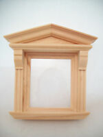 VICTORIAN SINGLE WINDOW -  dollhouse 1:12 scale #5039 1pc Miniature Houseworks