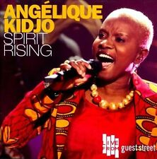 FREE US SH (int'l sh=$0-$3) ~LikeNew CD Angelique Kidjo: Spirit Rising