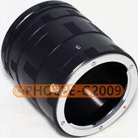 Macro Extension Tube Ring for Olympus 4/3 Mount D-SLR