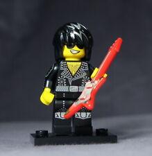 "LEGO 71007 Minifigure Series 12 ""Rock Star"""
