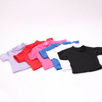 1set Short Sleeve T-shirt Pants Clothes Outfit For 18inch Girl-Doll FC