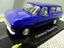 1/43 Chevrolet Veraneio blau 1987