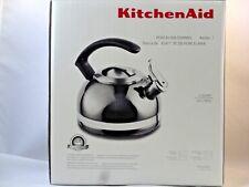 KitchenAid 2.0-Quart Kettle Porcelain Enamel - KTEN20CBPR