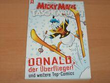 """Comic MICKY MAUS TASCHENBUCH Nr. 12 """"DONALD der Überflieger"""" TOP!"""
