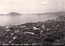 # FORMIA: PANORAMA CON VEDUTA DI GAETA - 1954