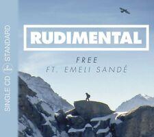 Rudimental - Free [New CD] Germany - Import