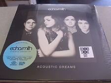 "Echosmith - Acoustic Dreams -  12"" WHITE Vinyl // Neu & OVP // RSD"