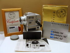 "Hasselblad - 500 EL/M SLR Planar 2.8/80mm ""20 Years in Space Edition"" - RAR!"