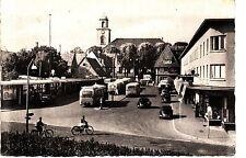 Husum AK 1962 ZOB Omnibus-Bahnhof Busse VW-Käfer Schleswig-Holstein 1502372
